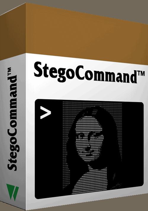 StegoCommand - Command line steganography detection
